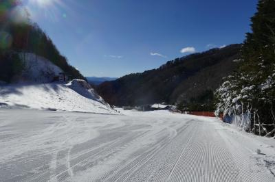 CRESSONで行く~2020年~21年シーズン・木曽福島スキー ① 4泊5日