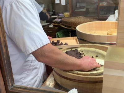 静岡で安倍川餅を食べるなら江戸時代から続く石部屋へ行ってみよう