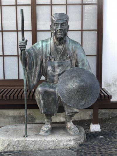 「奥の細道」を巡る-3 : 「草の戸も 住替る代ぞ ひなの家」深川芭蕉記念館と千住
