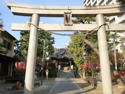 遠江文器稲荷神社