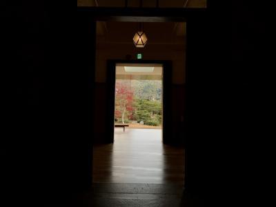 ***冬の京都 その①~下鴨神社と京セラ美術館とグルメ~***