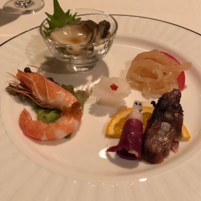 開業25周年をむかえた帝国ホテル大阪で美しい夜景と中華ディナーを堪能