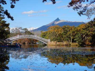 日帰り函館:紅葉の大沼公園とJR北つぶし完結編