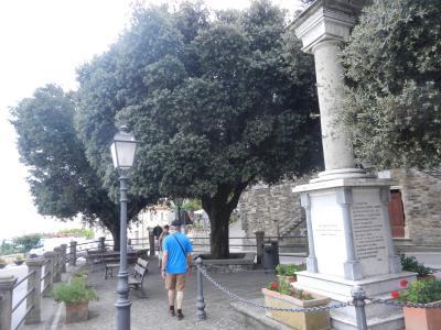 2020年9月 イタリア旅行7 今日から4泊モンテヴェルディ・マリティモ Monteverdi Marittimo