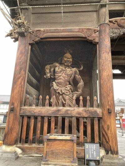 長野2020冬 (1)クリスマスの善光寺