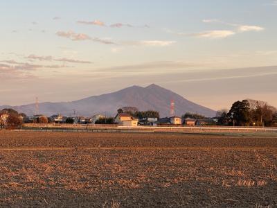 2020年12月 青春18きっぷで筑波山を見に行く