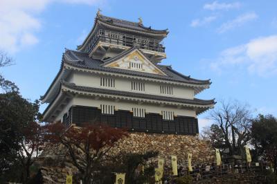 「麒麟がくる」聖地めぐり 道三と信長の岐阜城と清州城