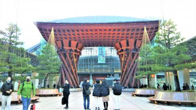 GO TOで石川・福井へ その3 金沢市内を楽しむ