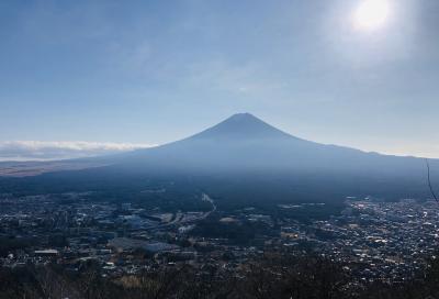 富士「四」湖の旅