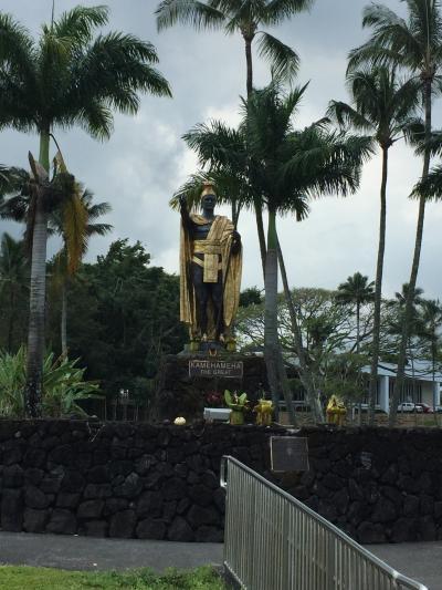 ハワイ州 ビッグアイランド ー ヒロを観光