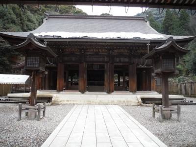 伊奈波神社に行きました 2