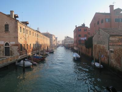 ベネチアからフィレンツェへ