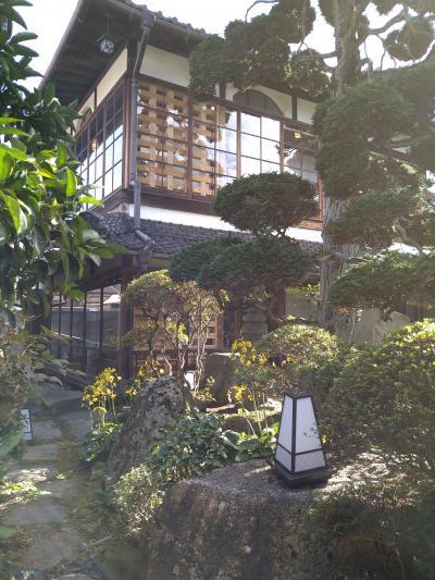 伊賀の旅③NIPPONIA HOTEL 伊賀上野に泊まる→モクモク手作りファームへ