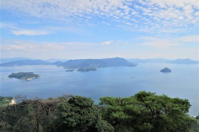 【2020年9月】4歳息子と行く広島(3)宮島水族館と弥山へ