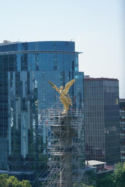 メキシコシティ ホテル滞在 2020年12月(シティの治安、安心しないでください)