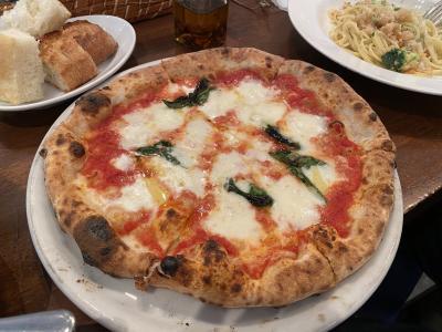 晩秋の伝通院散策とイタリアンレストラン「青いナポリ」のランチ