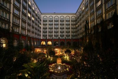 メキシコ  Four Seasons Hotel Mexico city 宿泊 2020年12月