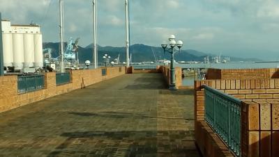 清水港と駿河湾フェリー