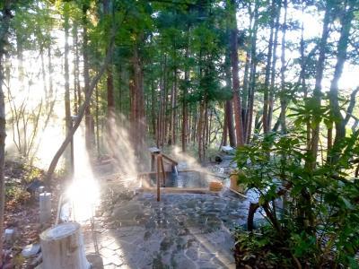 蔵王 遠刈田温泉 だいこんの花