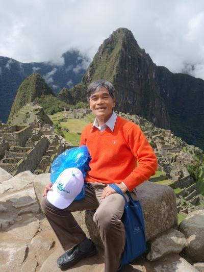 著書第6章 南米家族旅行(高山病のコラム付き)