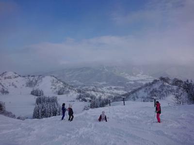 2020冬 Stay信州 小さなお宿に泊まる年末年始スキー旅~粉雪と戯れ食べまくる5泊6日~