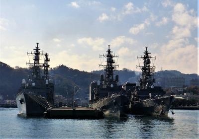 GoTo 神奈川 横須賀で軍港めぐり