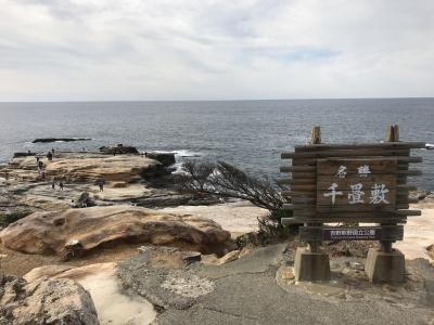 白浜温泉と紀州鉄道へ:青春18きっぷの旅(2020年末)、大阪発日帰り