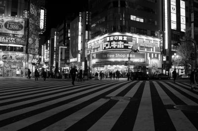These Nights In Tokyoー年末の人出を見て新型コロナウィルスを考える(新宿、銀座、日比谷)