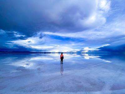 2020年1月 ついに、ウユニ塩湖!塩のホテルに宿泊!到着編(ペルー・ボリビア・メキシコ14日間周遊旅6)