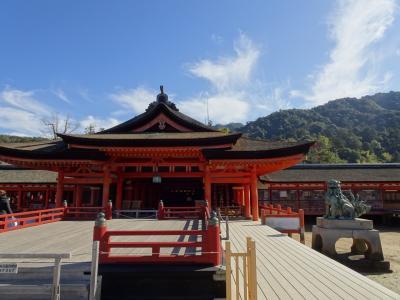弾丸日帰り広島一人旅♪分刻みのスケジュールで行きたいところ食べたいものを制覇せよ!