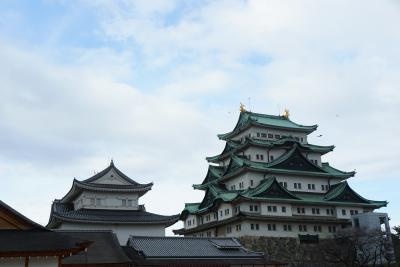 身近な地元街歩きとお城を満喫