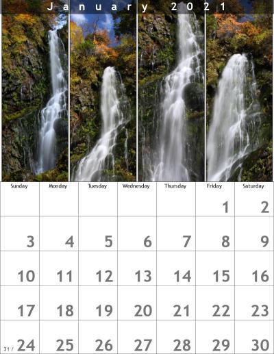 ◆錦繍の磐梯吾妻・虹の幕滝