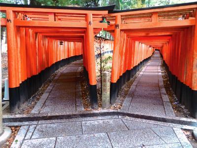 ぼっち一人旅 冬の京都 ③