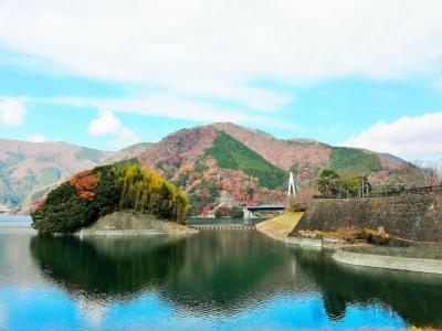 娘と丹沢湖へドライブ 大野山から富士山の眺望を楽しんだ