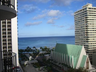 初めてのハワイ2011年