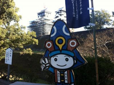 2021年4月に公開予定の熊本城~