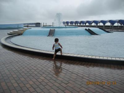 2007年9月・大磯<大磯ロングビーチ・ホテルステイ>