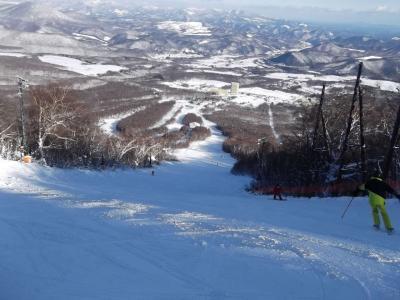 21シーズン初滑り1 安比高原