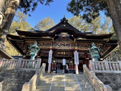 三峯神社 ← バス 西武秩父駅  ← 西武池袋駅
