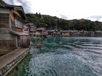 京都旅行☆伊根の舟屋③