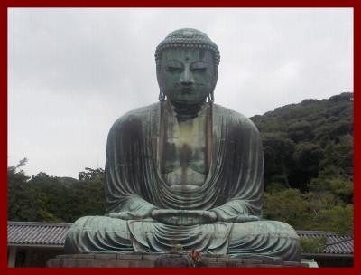 江ノ電各駅下車の旅2014(6)鎌倉大仏(高徳院)と長谷観音(長谷寺)