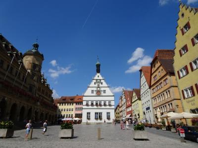 ローテンブルク・オプ・デア・タウバー (Rothenburg ob der Tauber)