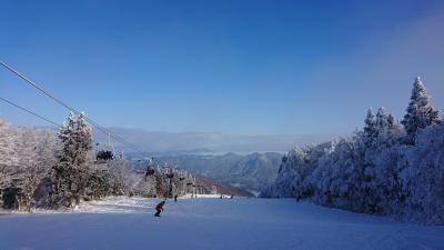 2019-2020 シーズン スキーの記録