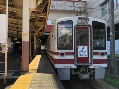 新潟ぐるりの乗り鉄旅行