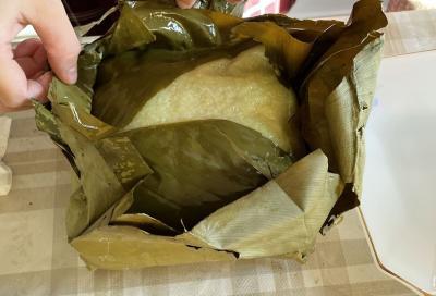 Bánh Chung☆ベトナム・Tetからシンチャオ!