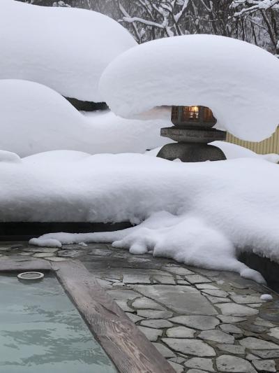 たまご湯旅館は露天風呂が最高です。