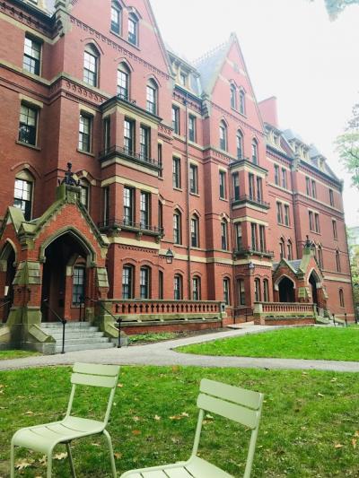 紅葉のニューイングランド11日間⑦⑧ボストンライフと甘味と読書の秋