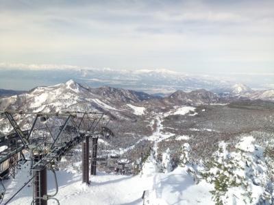 志賀高原スキー 2020