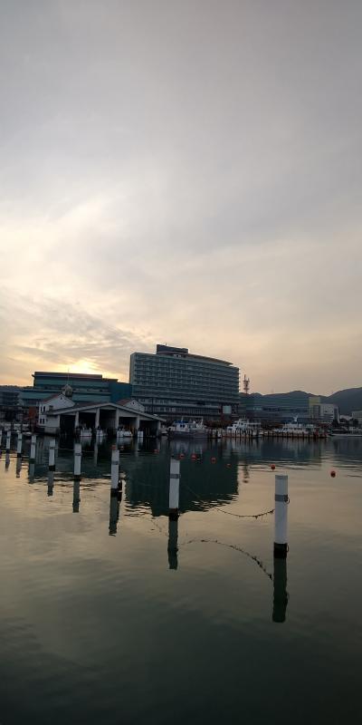 2020大津の旅②<1日目 琵琶湖ホテル>