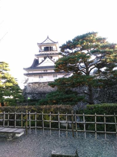 高知の旅 2020冬③ ~高知城